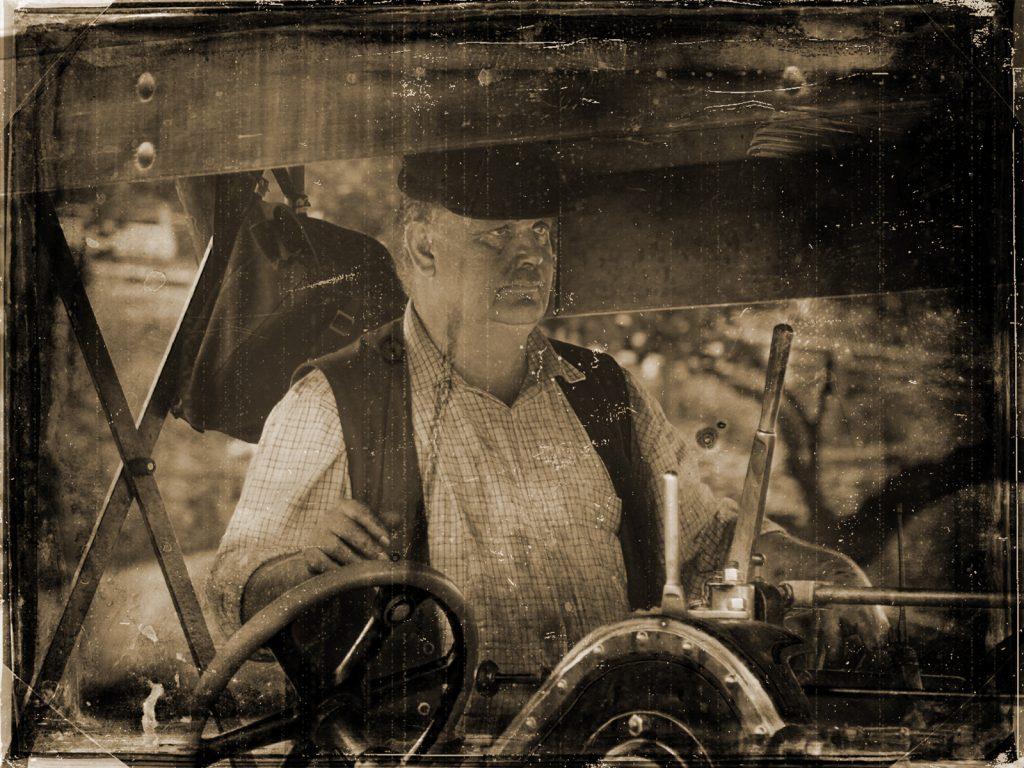 Engine Driver by Jason Quayle