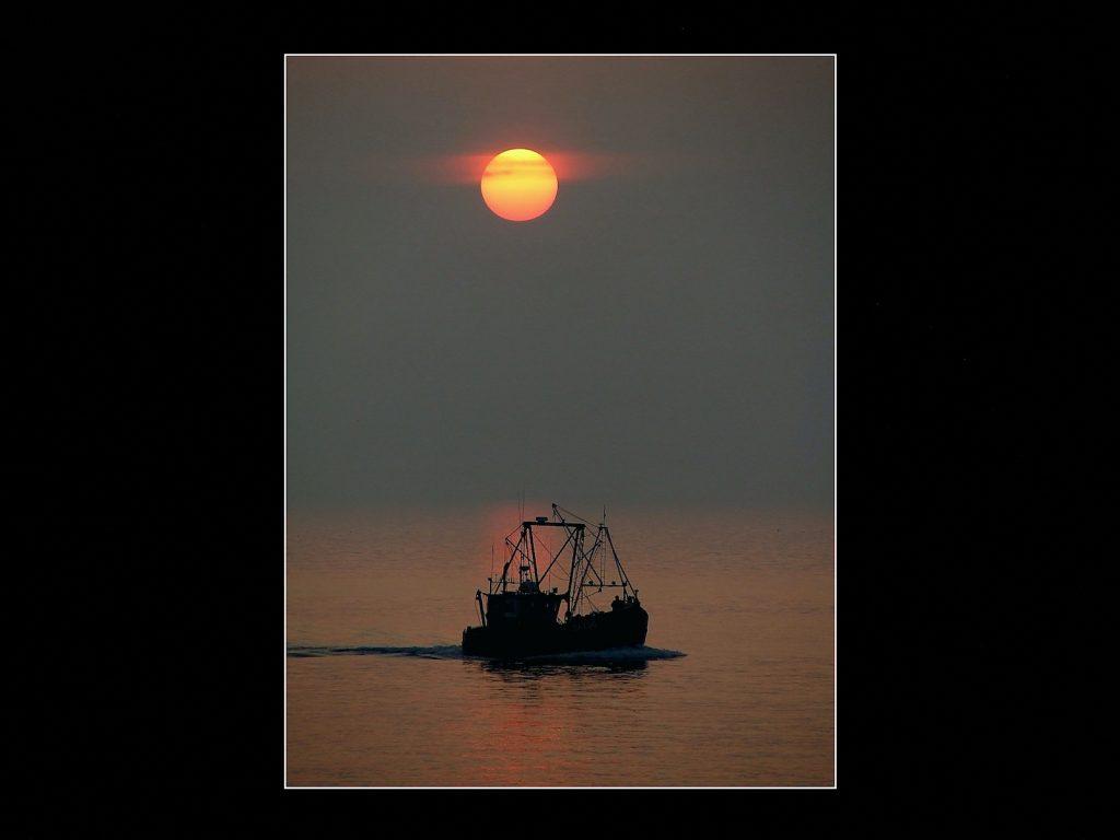 IOTY Digital and overall winner 'Peel Sunset' by Paul Thomas