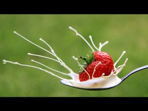 Strawberries & Cream by Jason Quayle