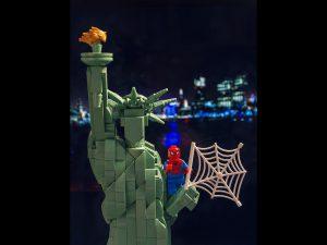 Spiderman by Georgina Shaw