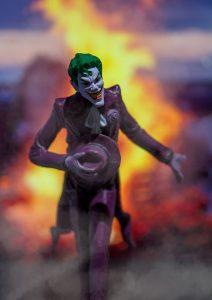 The Joker by Georgina Shaw