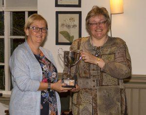Print Division winner Andrea Thrussell