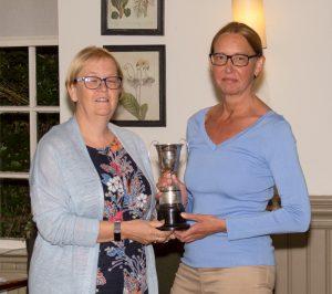 Digital Division 2 winner Louise Harris